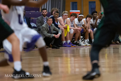 Broughton basketball vs Green Hope. February 26, 2019. D4S_1912