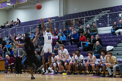 Broughton basketball vs Green Hope. February 26, 2019. D4S_2013