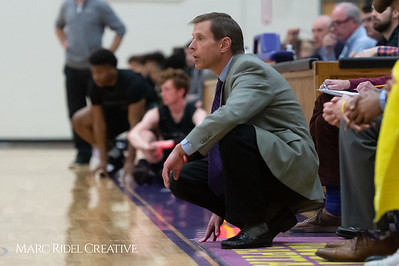 Broughton basketball vs Green Hope. February 26, 2019. D4S_2059