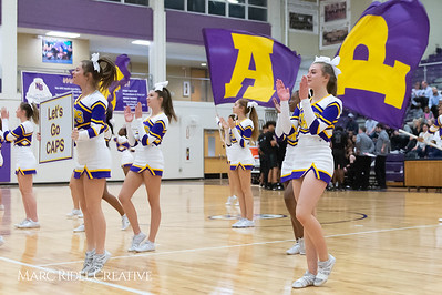 Broughton basketball vs Green Hope. February 26, 2019. D4S_2094