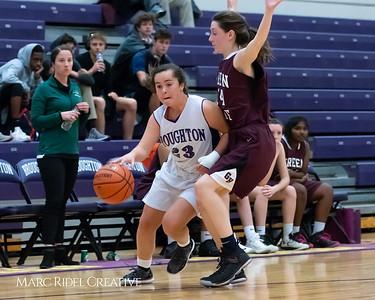 Broughton JV girls basketball vs Green Hope. December 4, 2018, MRC_5692