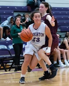 Broughton JV girls basketball vs Green Hope. December 4, 2018, MRC_5694