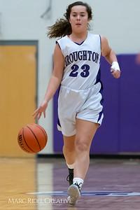 Broughton JV girls basketball vs Green Hope. December 4, 2018, MRC_5673