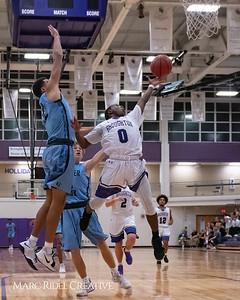 Broughton varsity basketball vs Green Hope. November 20, 2018, MRC_8417