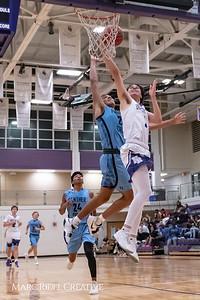 Broughton varsity basketball vs Green Hope. November 20, 2018, MRC_8459