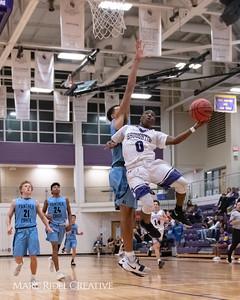 Broughton varsity basketball vs Green Hope. November 20, 2018, MRC_8430