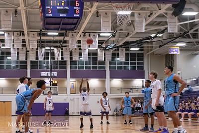 Broughton varsity basketball vs Green Hope. November 20, 2018, MRC_8413