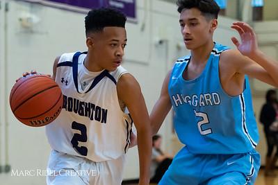 Broughton boys JV basketball vs Hoggard. 750_8349