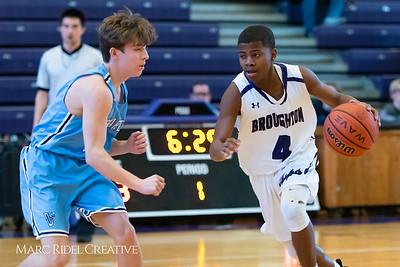 Broughton boys JV basketball vs Hoggard. 750_8356