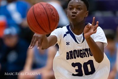 Broughton boys JV basketball vs Hoggard. 750_8608