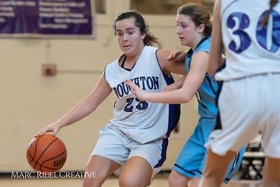 Broughton girls JV basketball vs Hoggard. 750_8099