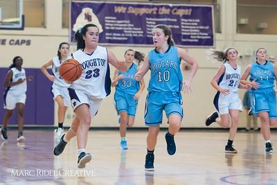 Broughton girls JV basketball vs Hoggard. 750_8149