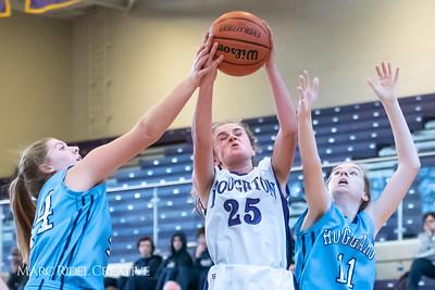 Broughton girls JV basketball vs Hoggard. 750_8110