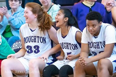 Broughton girls JV basketball vs Hoggard. 750_8104