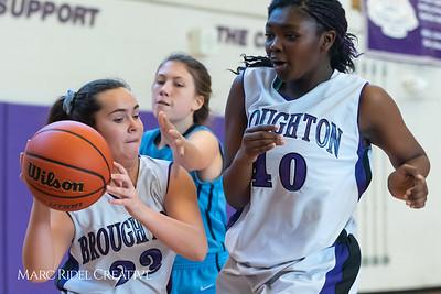 Broughton girls JV basketball vs Hoggard. 750_7861