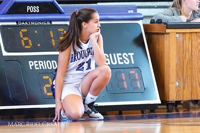 Broughton girls JV basketball vs Hoggard. 750_7968