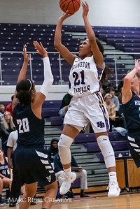 Broughton girls varsity basketball vs Hoggard. 750_8719