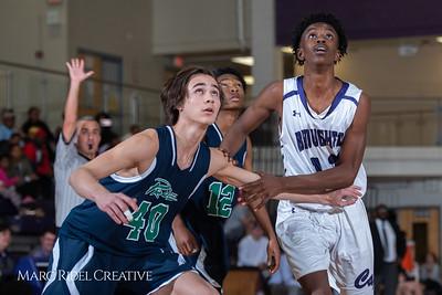 Broughton boys JV basketball vs Leesville. February 4, 2019. 750_2156