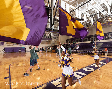 Broughton boys varsity basketball vs. Leesville. January 8, 2019. 750_1665