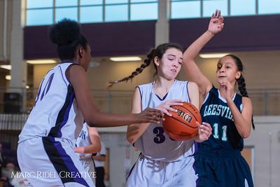 Broughton girls JV basketball vs Leesville. February 4, 2019. 750_1935