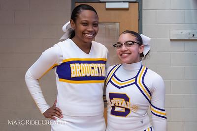 Broughton girls JV basketball vs Leesville. February 4, 2019. MRC_3647