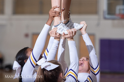 Broughton girls JV basketball vs Leesville. February 4, 2019. 750_1896