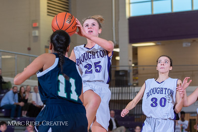 Broughton girls JV basketball vs Leesville. February 4, 2019. 750_1917