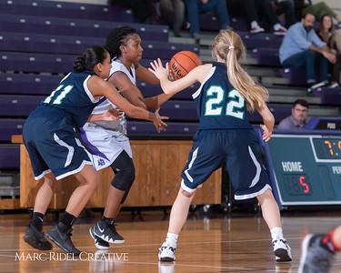 Broughton girls JV basketball vs Leesville. February 4, 2019. 750_1900