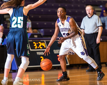 Broughton girls varsity basketball vs. Leesville. January 8, 2019. 750_1530