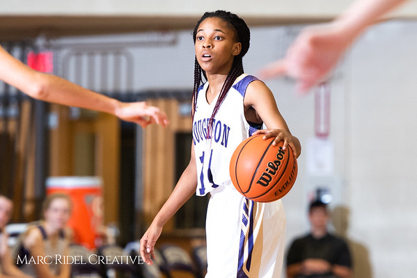 Broughton girls varsity basketball vs. Leesville. January 8, 2019. 750_1528