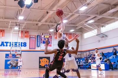 Broughton boys varsity basketball vs Middle Creek. January 21, 2019. MRC_1609