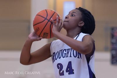 Broughtongirls JV basketball vs Millbrook. February 14, 2019. 750_6906