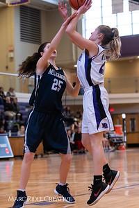 Broughtongirls JV basketball vs Millbrook. February 14, 2019. 750_6893