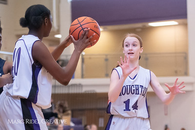Broughtongirls JV basketball vs Millbrook. February 14, 2019. 750_6913