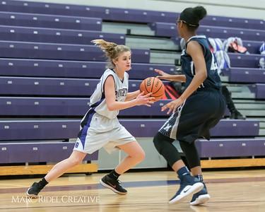 Broughtongirls JV basketball vs Millbrook. February 14, 2019. 750_7030