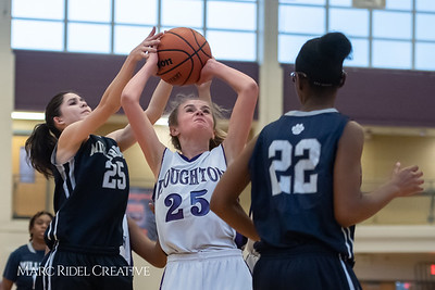 Broughtongirls JV basketball vs Millbrook. February 14, 2019. 750_6985