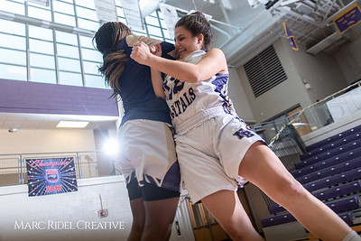 Broughton girls varsity basketball vs Millbrook. February 15, 2019. 750_7252