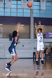 Broughton girls varsity basketball vs Millbrook. February 15, 2019. 750_7293