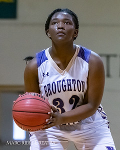 Broughton girls varsity basketball vs Rolesville. MRC_8697