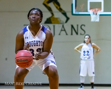 Broughton girls varsity basketball vs Rolesville. MRC_8705