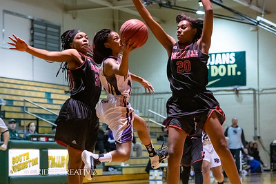 Broughton girls varsity basketball vs Rolesville. MRC_8667