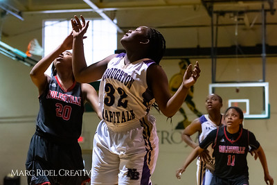 Broughton girls varsity basketball vs Rolesville. MRC_8652
