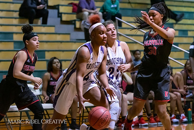 Broughton girls varsity basketball vs Rolesville. MRC_8673