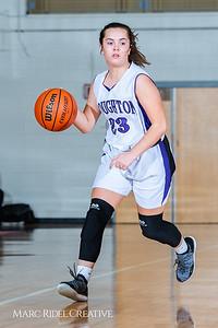 Broughton girls JV basketball vs Sanderson. February 11, 2019. 750_5271
