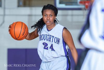 Broughton girls JV basketball vs Sanderson. February 11, 2019. 750_5252