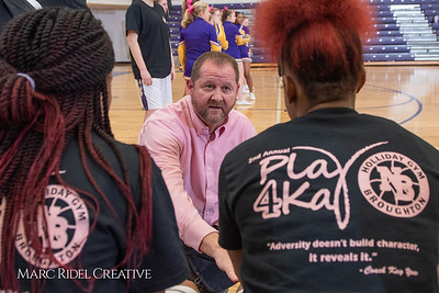 Broughton girls varsity basketball vs Sanderson. Play 4 Kay. January 17, 2019. 750_4251