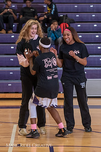 Broughton girls varsity basketball vs Sanderson. Play 4 Kay. January 17, 2019. 750_4273