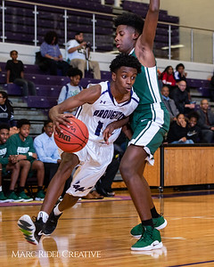 Broughton boys JVbasketball vs Southeast Raleigh.  January 28, 2019. 750_8557