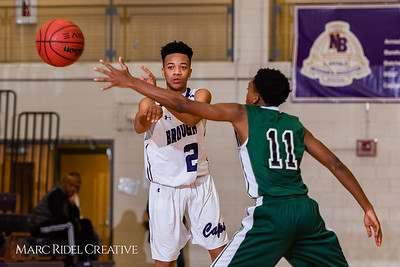 Broughton boys JVbasketball vs Southeast Raleigh.  January 28, 2019. 750_8602