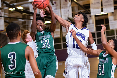 Broughton boys JVbasketball vs Southeast Raleigh.  January 28, 2019. 750_8553